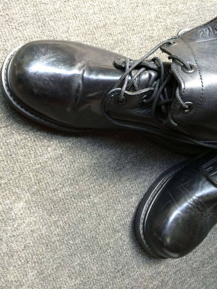 giày lính hàn