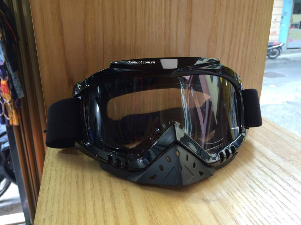 Kính mũ bảo hiểm motocross