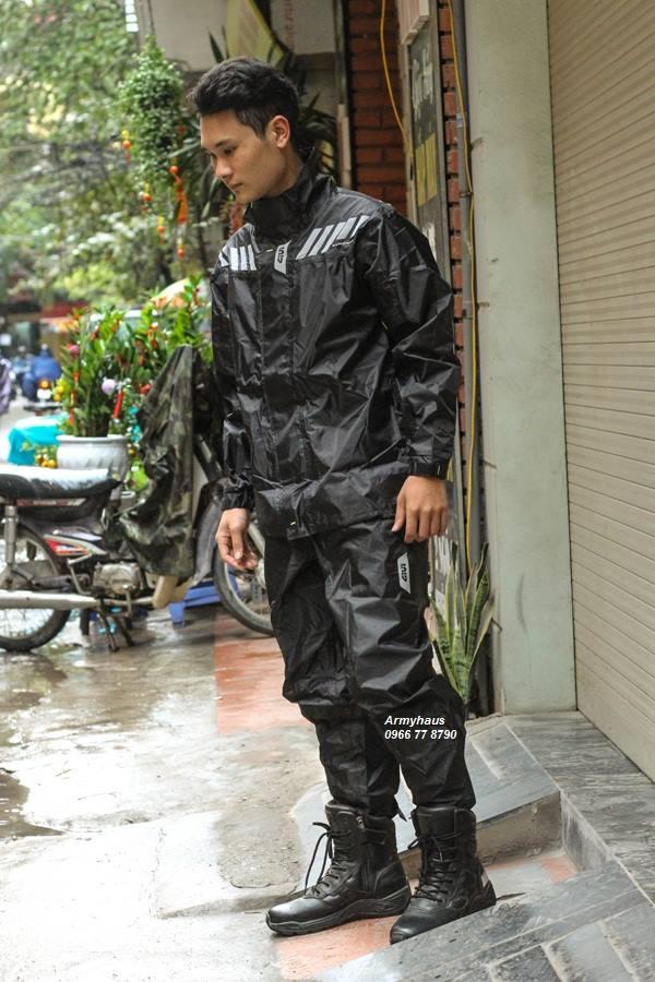 áo mưa bộ givi