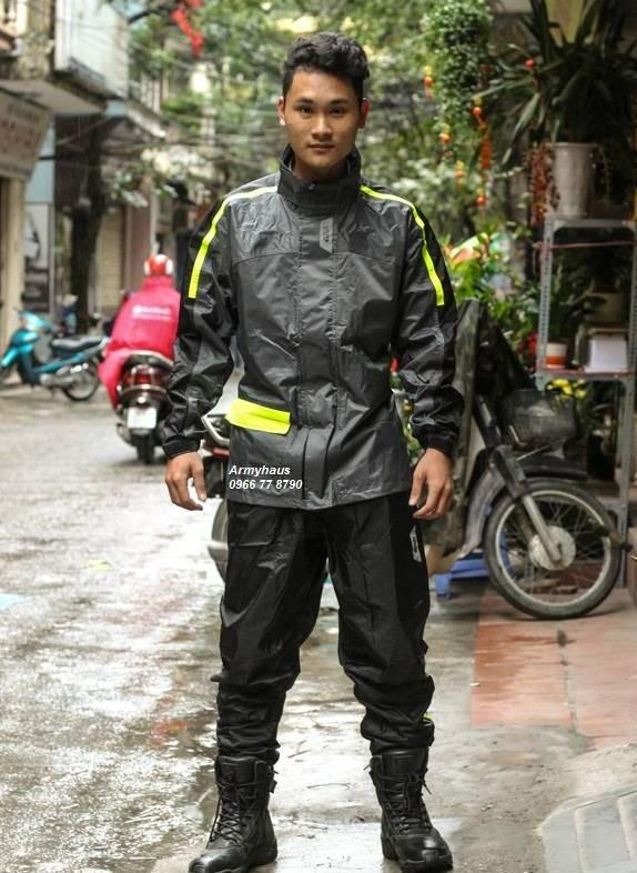 áo mưa bộ givi crs01