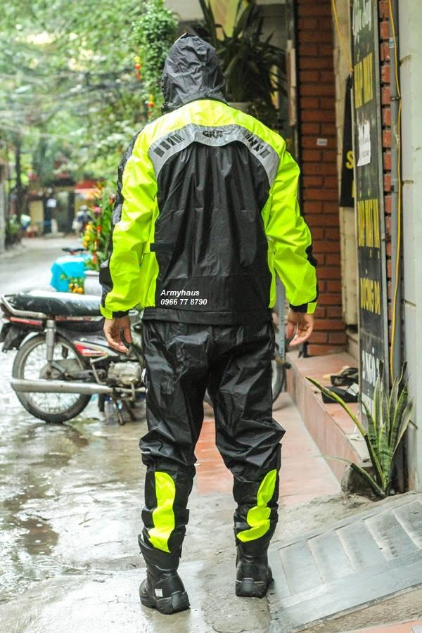 áo mưa givi chính hãng