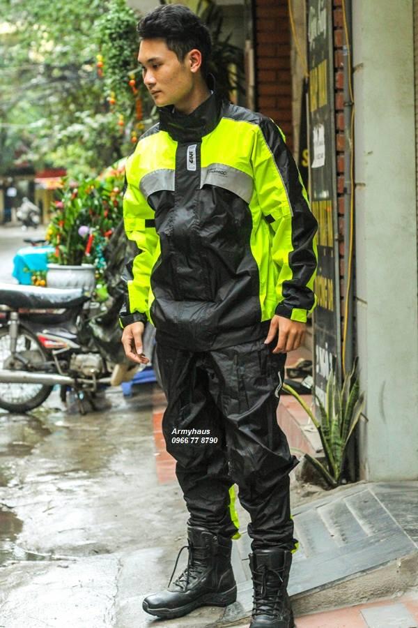 áo mưa bộ givr PRS01