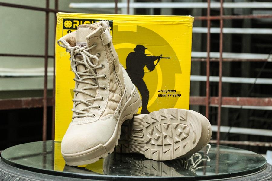 giầy lính swat