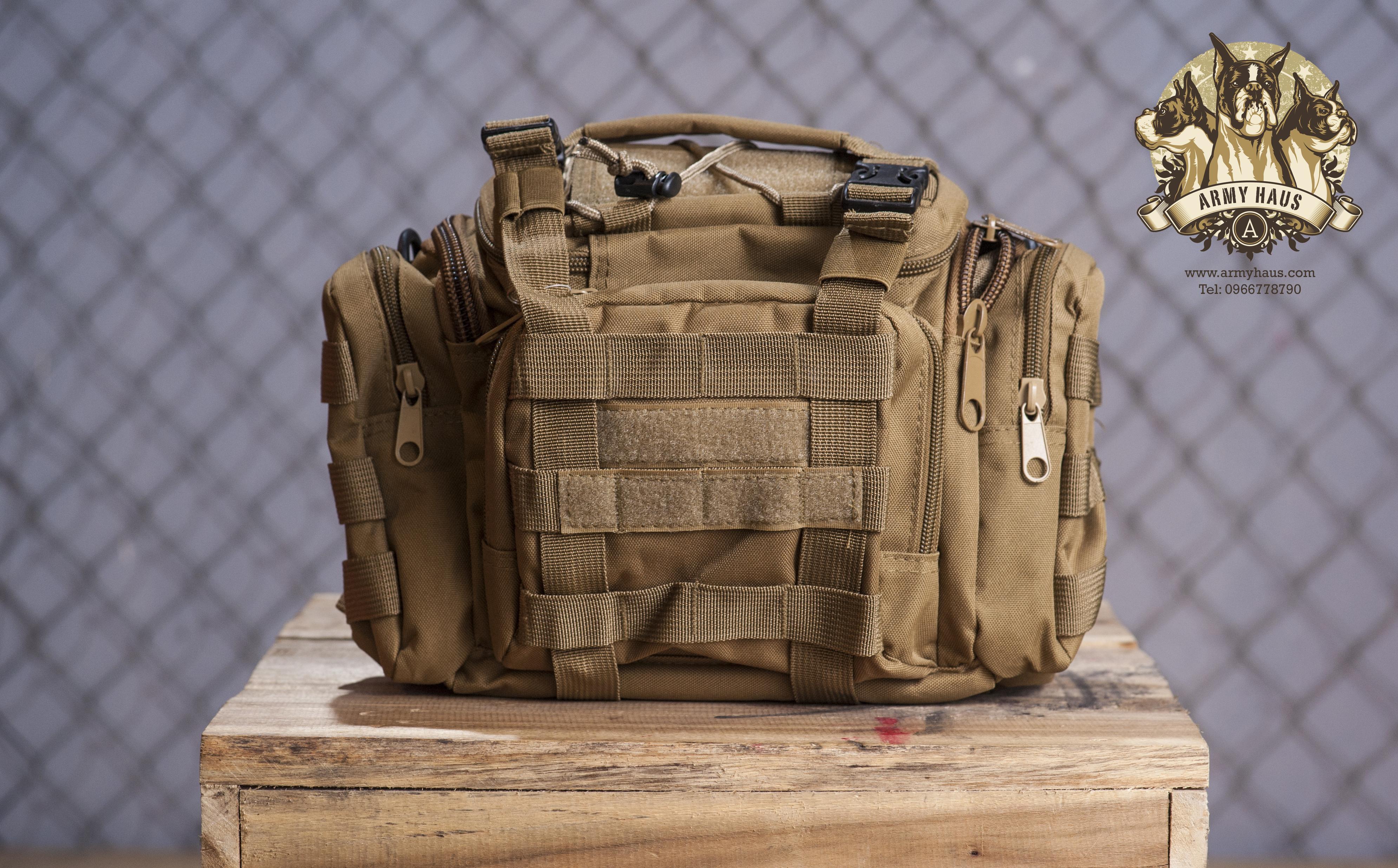 Túi hông 7D