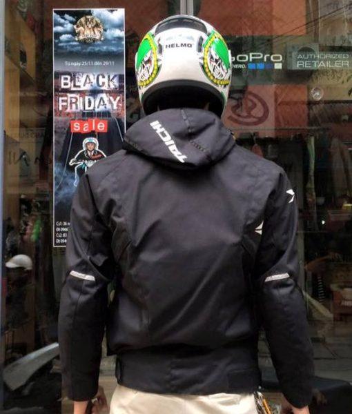 áo bảo hộ moto tachi
