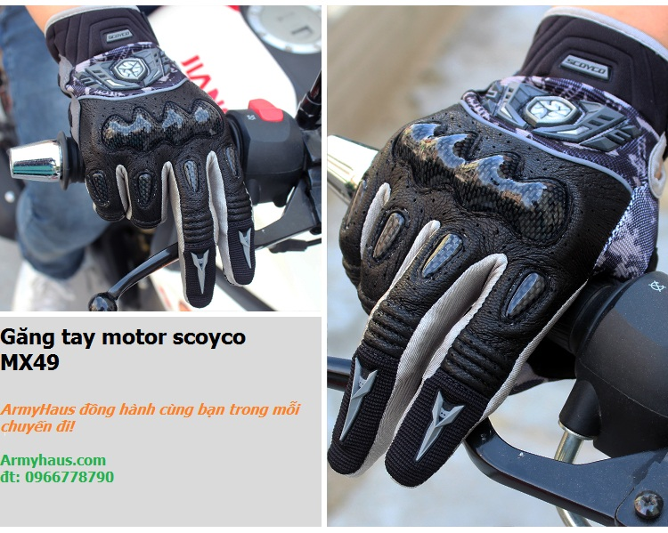 gang tay scoyco mx49 (7)