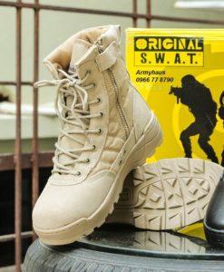 giày lính swat cao cổ