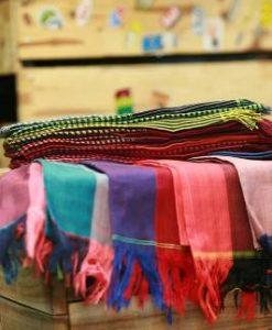 khăn rằn nam bộ