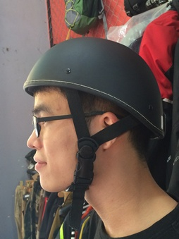 mũ bảo hiểm ngựa