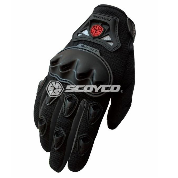 Găng tay dài ngón Scoyco MC29