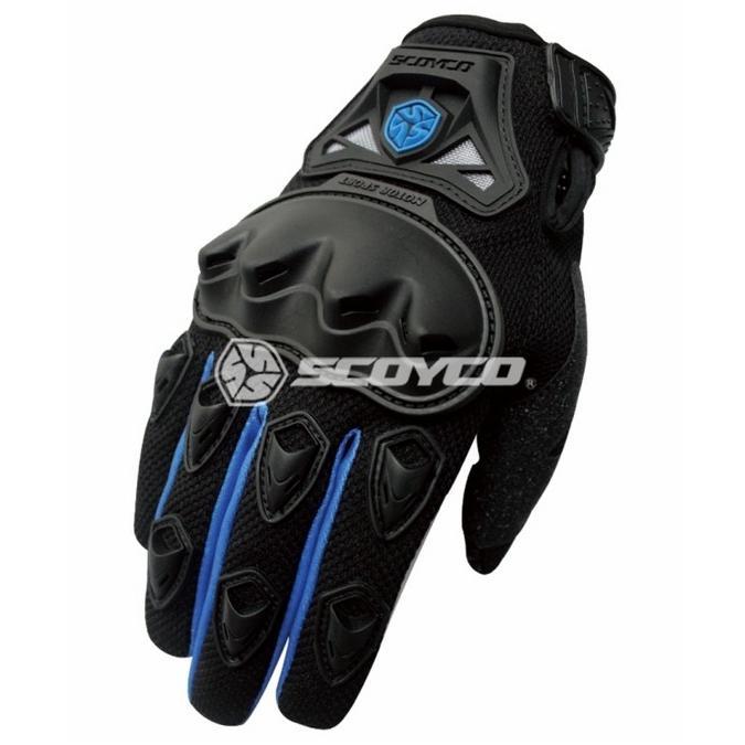 Găng tay dài ngón Scoyco MC 29