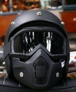 mặt nạ mũ bảo hiểm