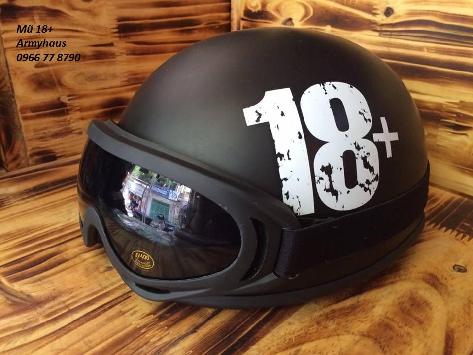 chọn size mũ bảo hiểm
