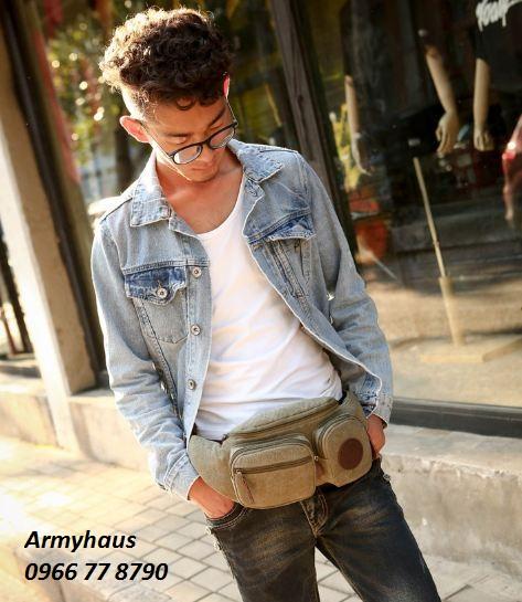 túi đeo hông vải thô (1)