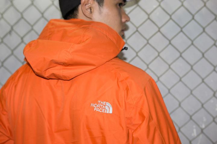 áo khoác the north face 2 lớp giá rẻ
