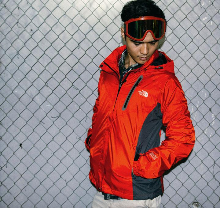 áo khoác the north face chống nước