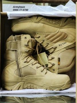 giầy lính delta