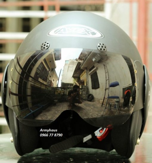 mũ bảo hiểm topgun