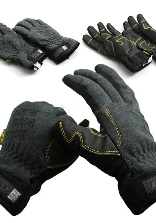 găng tay mùa đông mechanix
