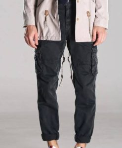 quần túi hộp nam