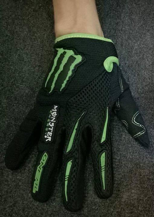 găng tay xe máy monster