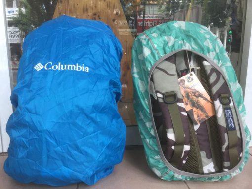 Túi trùm balo đi mưa giá rẻ