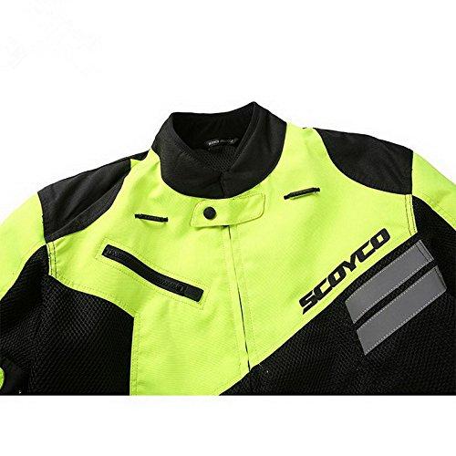 áo khoác giáp moto scoyco