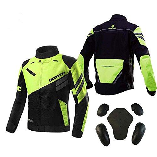 áo giáp khoác bảo hộ moto scoyco