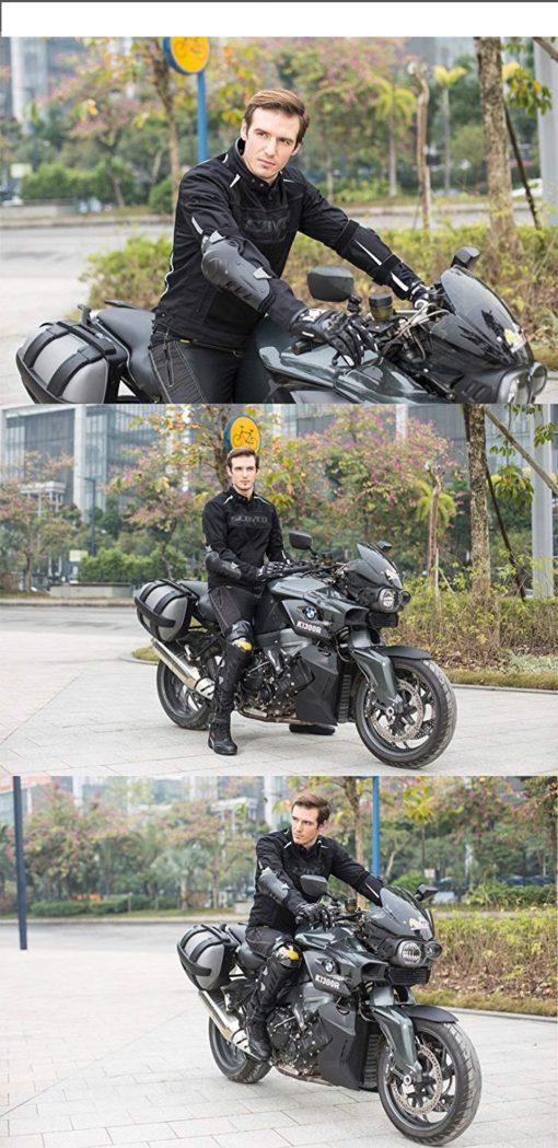 áo giáp bảo hộ xe máy nam nữ Scoyco