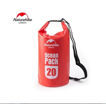 Túi xách du lịch chống nước Naturehike 20L