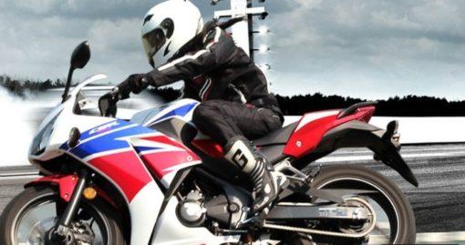 áo khoác đi xe máy