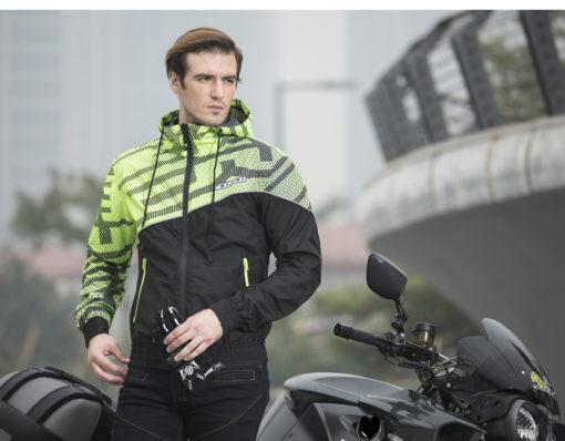 Giáp bảo hộ moto Scoyco jk61