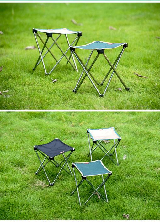 ghế vải xếp đa năng Naturehike