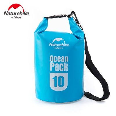 Túi xách đi biển chống thấm nước naturehike 10L