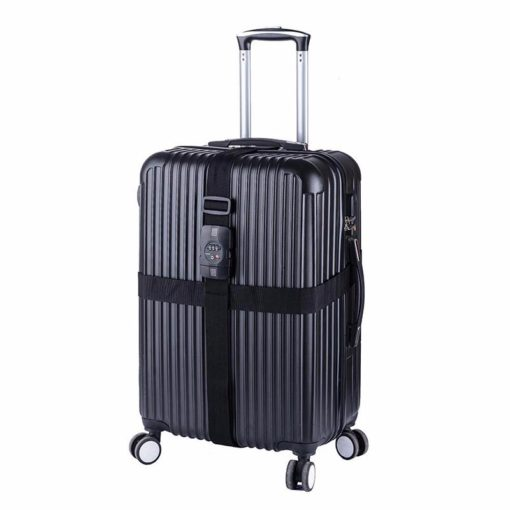 Dây đai khóa số chắc chắn cho vali Naturehike