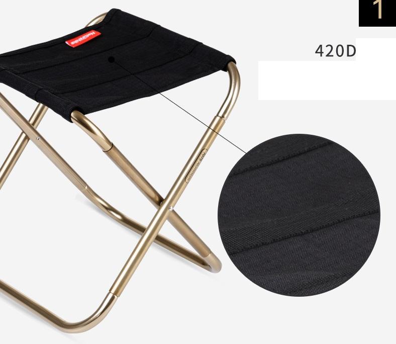 ghế vải xếp đa năng NH17Z012-L