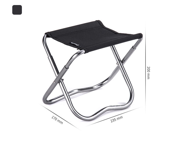 Ghế xếp vải bố mini, siêu nhẹ NH15Z011-D