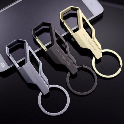 móc treo chìa khóa ô tô