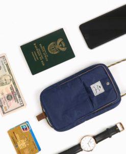 túi đựng passport đeo cổ
