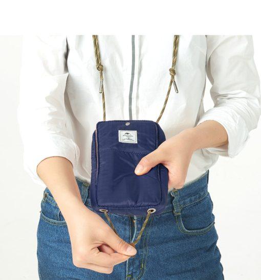 túi đeo cổ đựng điện thoại