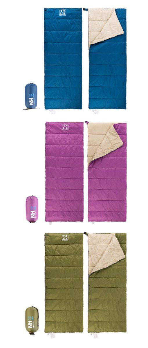 túi ngủ siêu nhẹ chống nước Naturehike U200