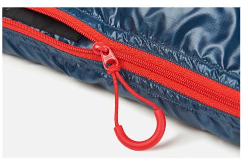 túi ngủ lông vũ chống nước