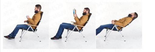 ghế xếp thư giãn cao cấp