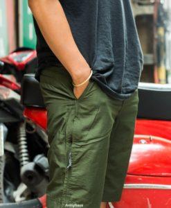 quần short nam mau khô