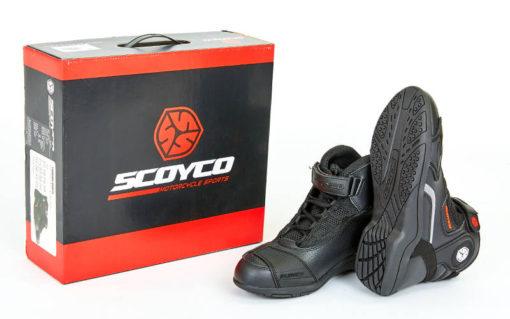 giaỳ đi xe máy cho nam nữ Scoyco MT015