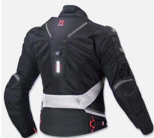 áo giáp moto chính hãng