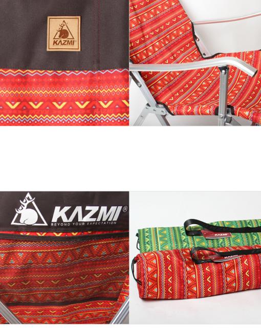 ghế xếp gọn du lịch Kazmi chính hãng