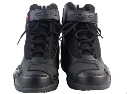 Giày bảo vệ đi phượt dành cho xe áy, moto có các đặc điểm ổi bật