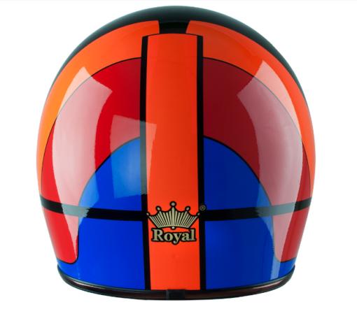 mũ bảo hiểm royal m141 design