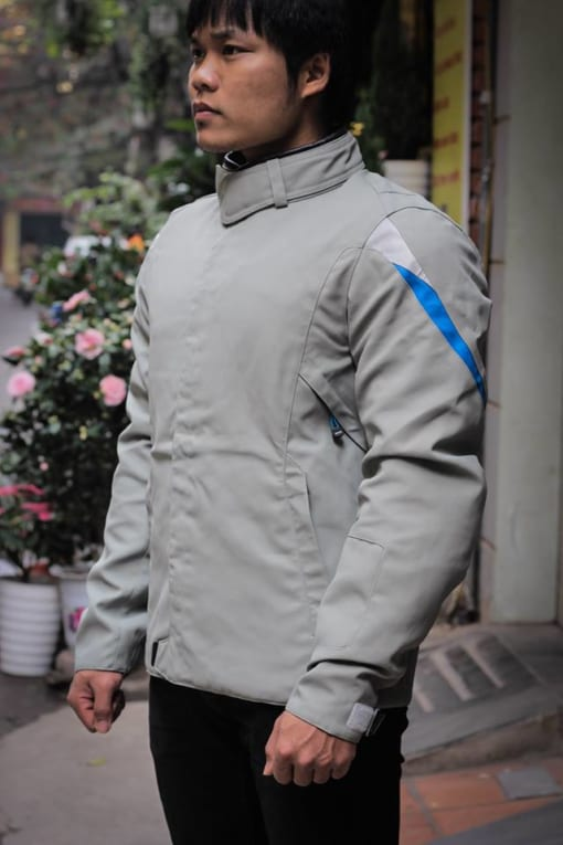 Áo khoác bảo vệ mùa đông BMW
